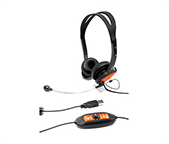 Accutone Computer Headset USB500
