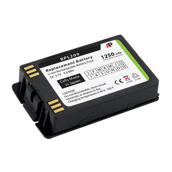 Replacement Battery for NEC MH150 & MH160