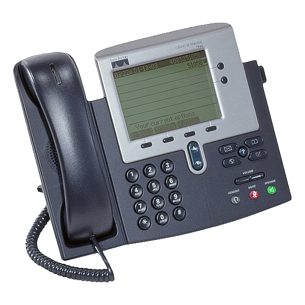 Cisco Unified 7940G IP Phone