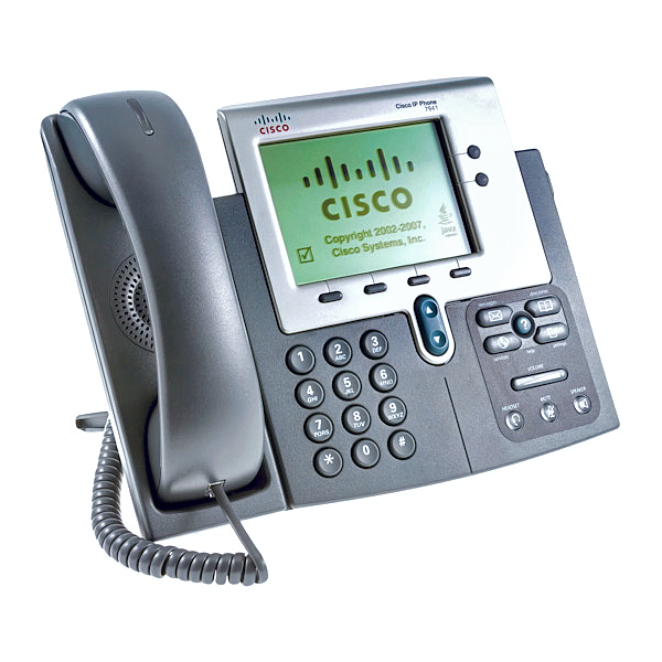 Cisco Unified 7941G-GE IP Phone