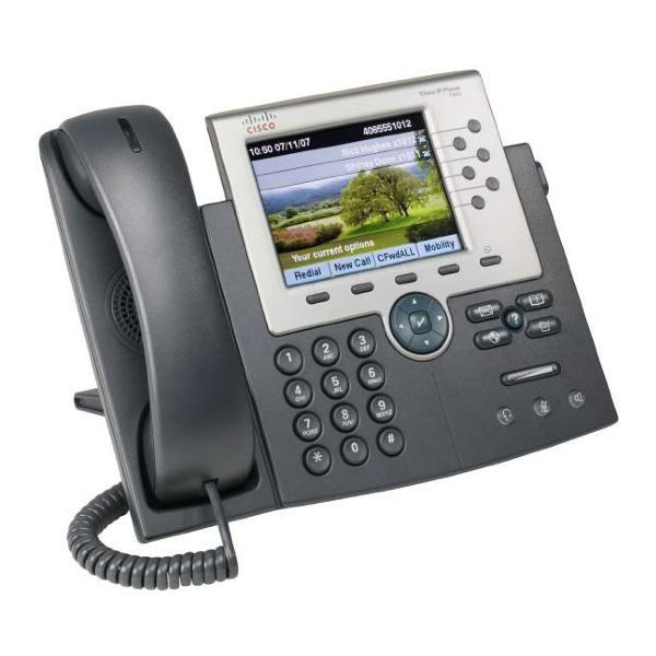 Cisco Unified 7965G IP Phone